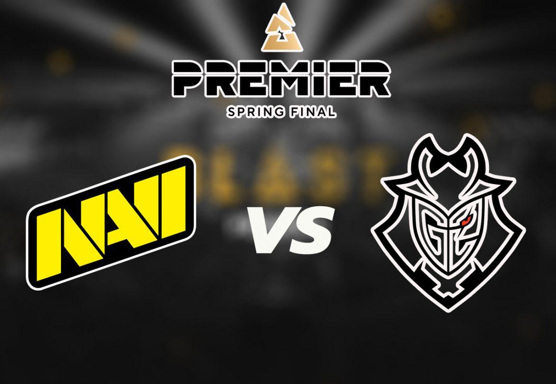 พรีวิว 20 มิ.ย. : Natus Vincere พบ G2 Esports ศึก BLAST Premier