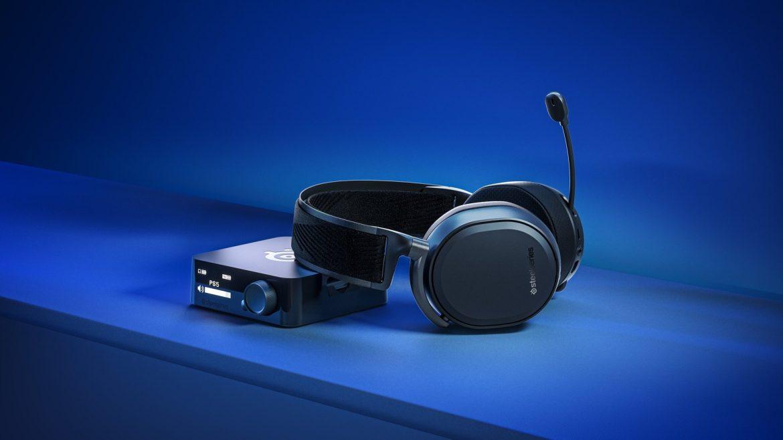 Arctis Pro Wireless Gaming หูฟังเรือธงไร้สายจากแบรนด์ SteelSeries