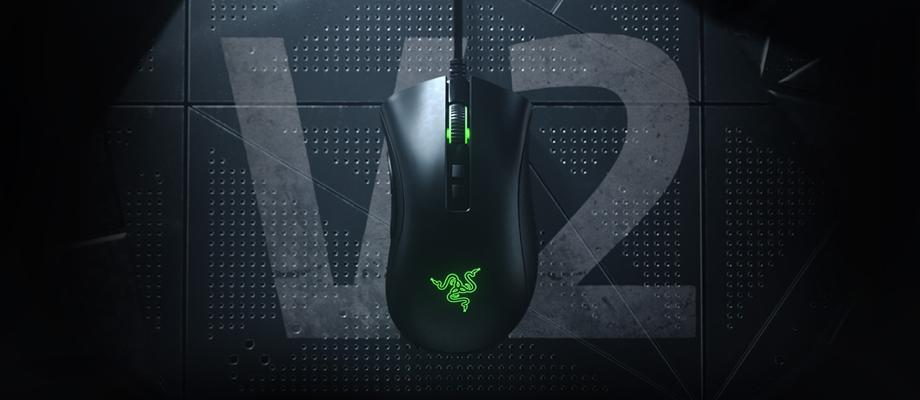 การกลับมาของตำนานกับ Razer DeathAdder V2 Gaming Mouse