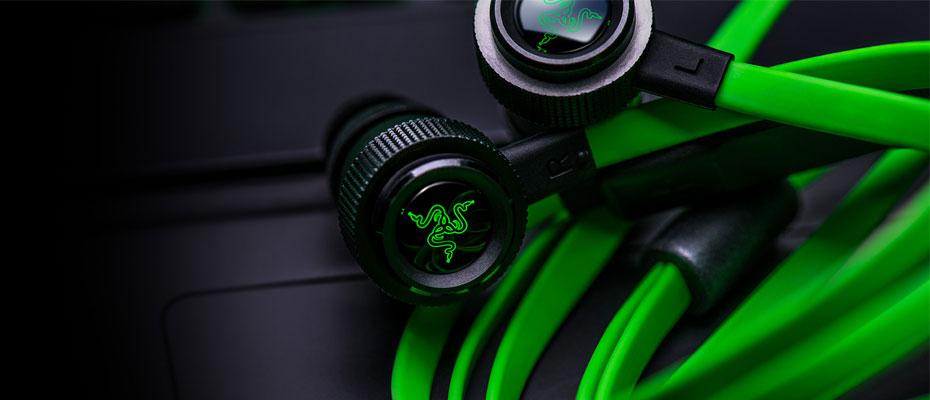 Razer Hammerhead Pro v.2 หูฟังสุดฮิตจาก Razer