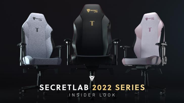 Secretlab TITAN Evo 2022 เก้าอี้เกมมิ่งที่มาพร้อมกับฟีเจอร์จัดเต็ม