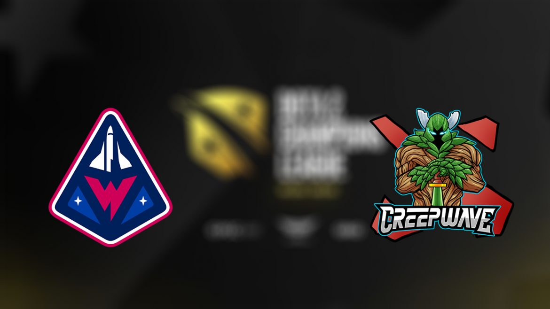 พรีวิว 23 ก.ย. : Winstrike Team พบ Creepwave ศึก Champions League 4