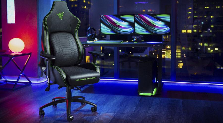 Razer Iskur เก้าอี้เกมมิ่งสุดพรีเมี่ยมจาก Razer