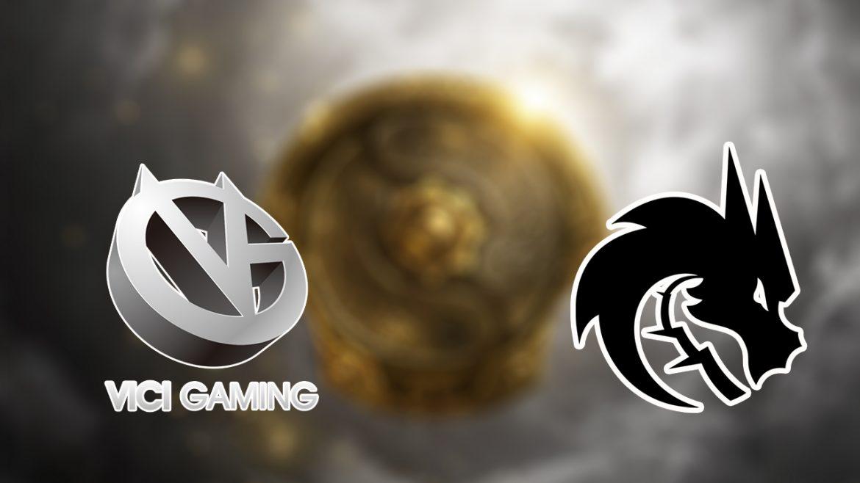 พรีวิว 8 ต.ค. : Vici Gaming พบ Team Spirit ศึก The International 10