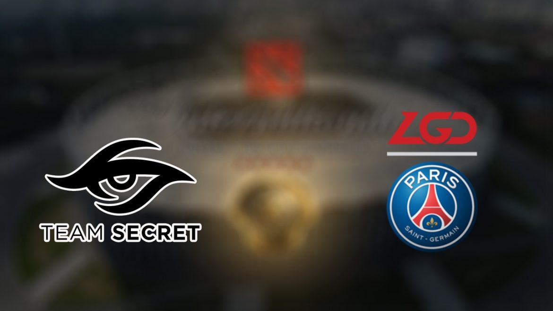 พรีวิว 16 ต.ค. : Team Secret พบ PSG.LGD ศึก The International 10