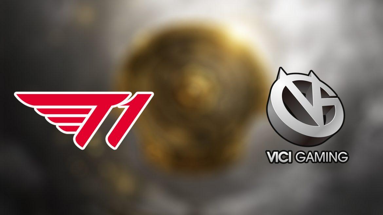 พรีวิว 15 ต.ค. : T1 พบ Vici Gaming ศึก The International 10