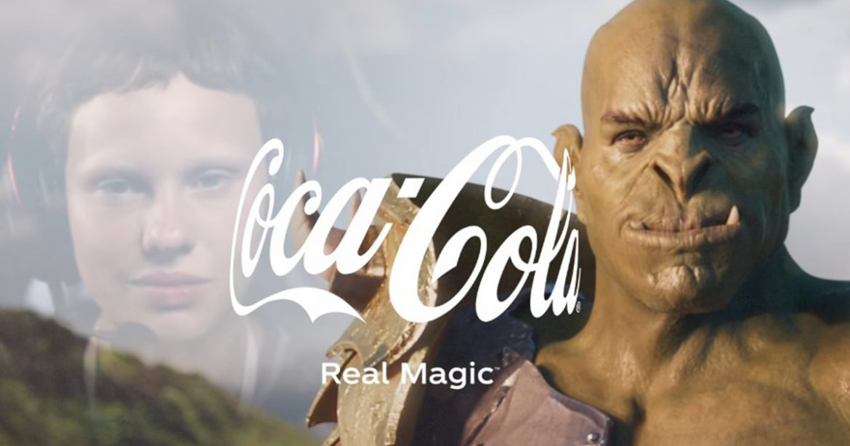 โฆษณา Coca-Cola อิงกระแส Esport ที่เบลอขั้นสุดจนโดนถล่ม Dislike ยับ