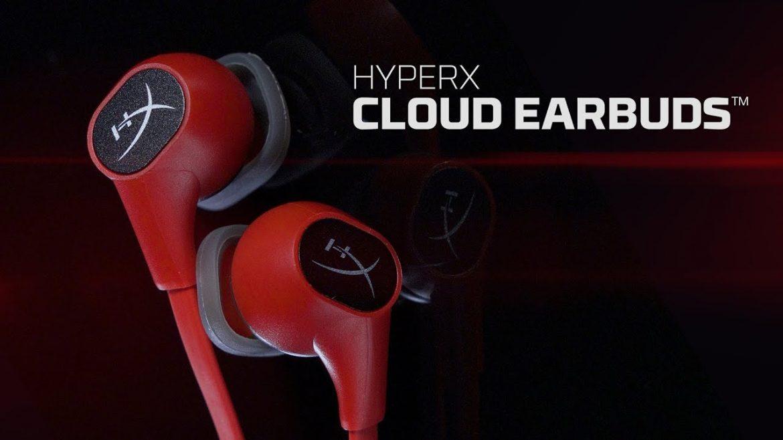 HyperX Cloud Earbuds หูฟังเล่นเกมเอาใจสายเกมเมอร์