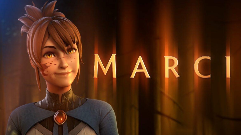 ชมคลิปเปิดตัว Marci ว่าที่ฮีโร่ตัวใหม่ใน DOTA 2